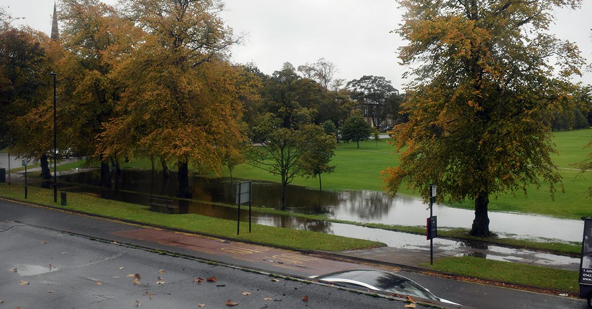 Stray floods despite £20,000 drainage scheme