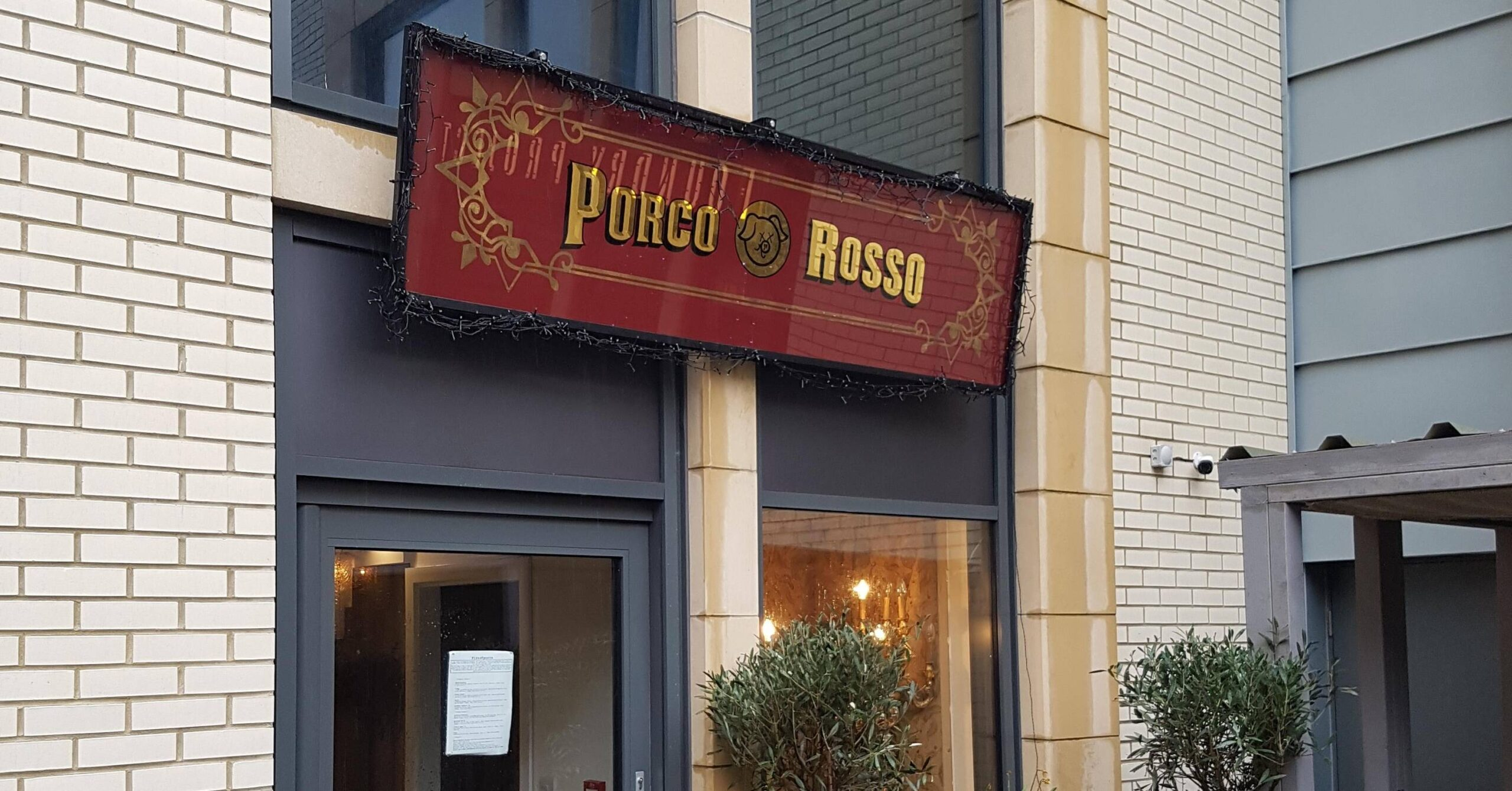 Italian bar and restaurant closes in Harrogate
