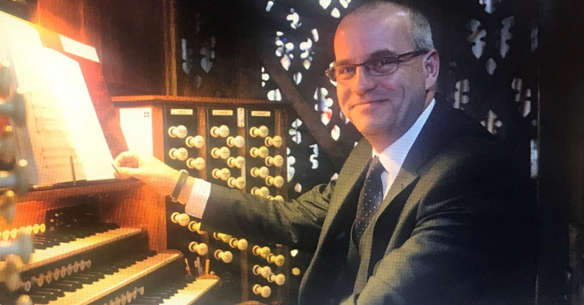 Fond farewell to Ripon Cathedral's music man