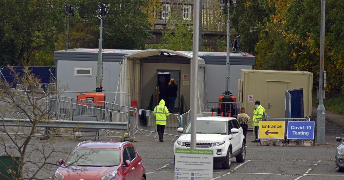 Harrogate covid testing centre to close on June 1
