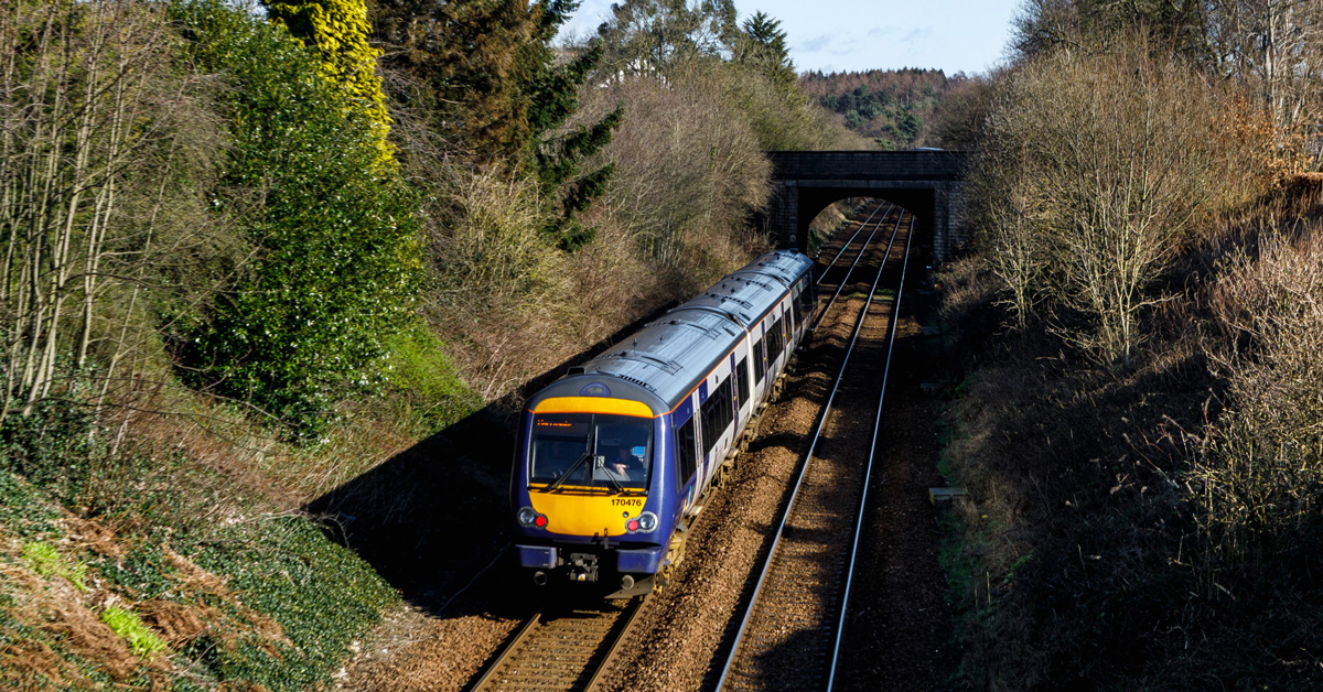 Harrogate district trains and buses to run reduced timetable
