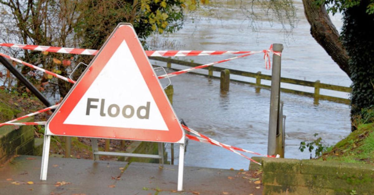 Flood warning near Boroughbridge as river levels rise