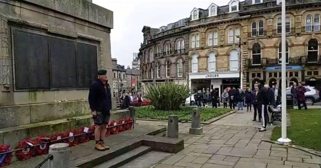 Harrogate Remembrance Day