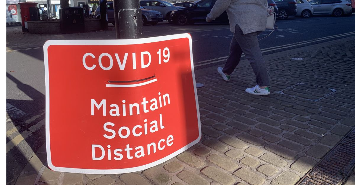 Harrogate district covid rates fall by two-thirds during lockdown