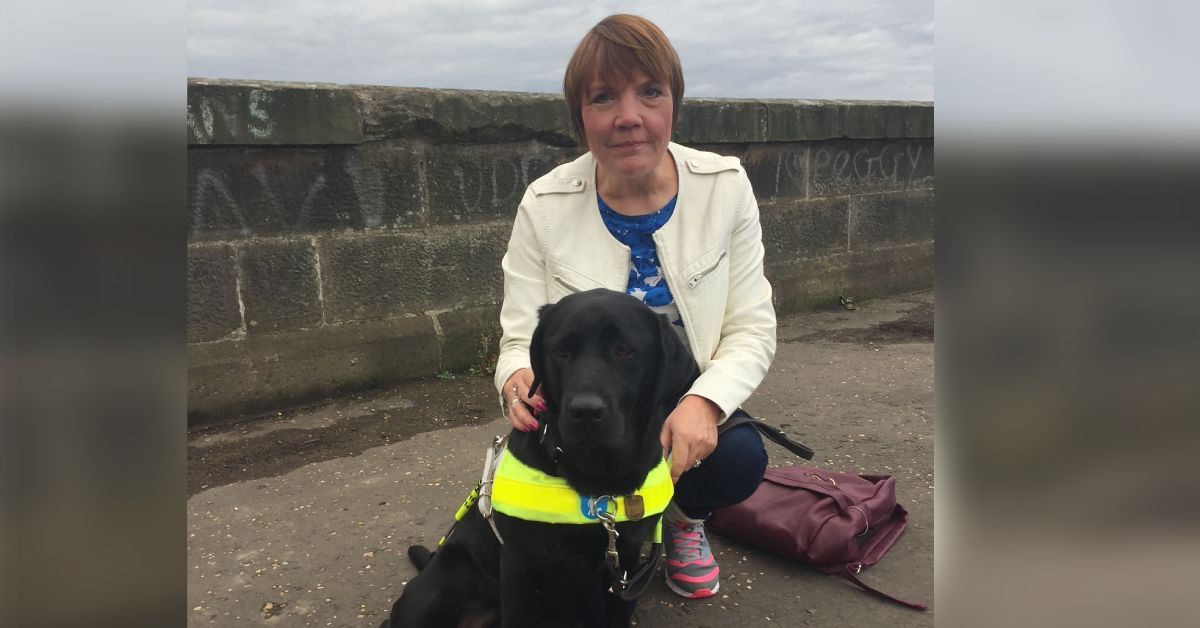 Harrogate group fundraises for 'life changing' guide dogs