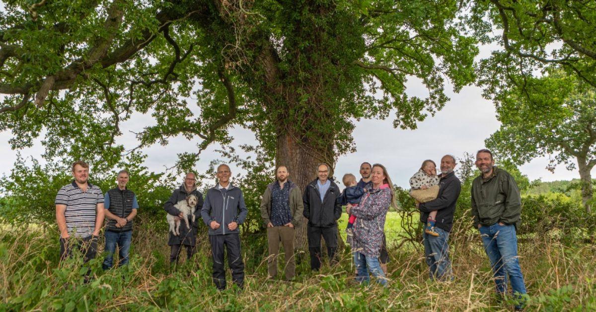 Long Lands Common Volunteers