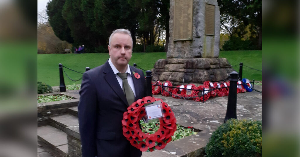 Nidderdale Remembrance Day
