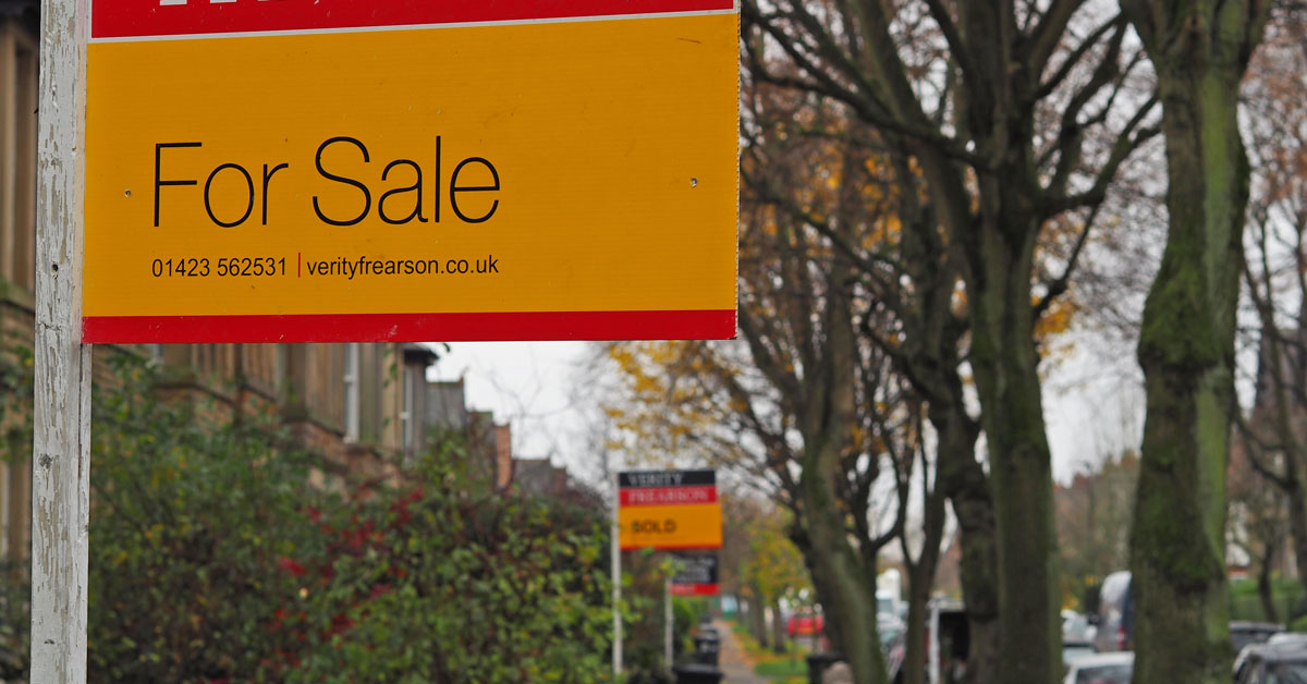 Property searches 'down to 12 days' in Harrogate district