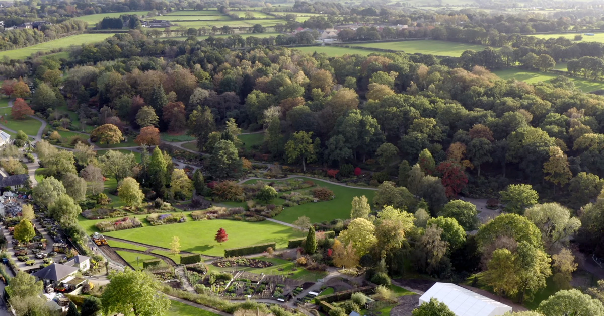 Gardens centres and RHS Harlow Carr will stay open