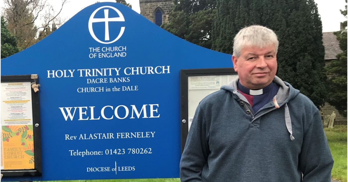 Church bell chimes nightly in Nidderdale