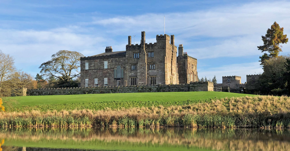 Ripley Castle awarded £343,000 to repair garden buildings