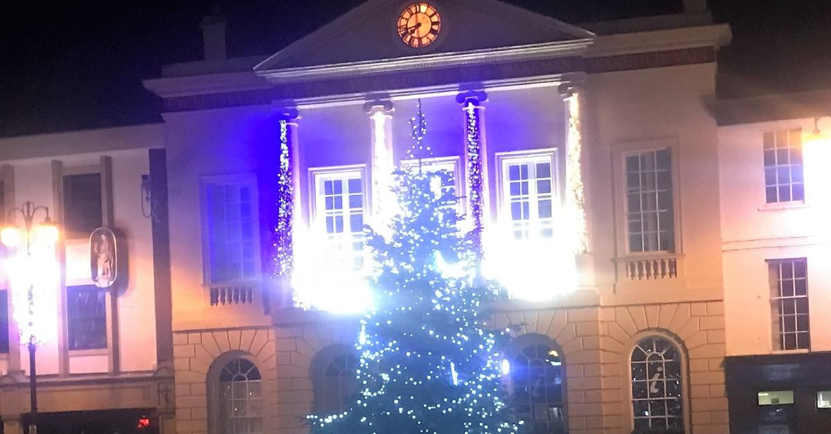 Ripon's Christmas lights spending criticised