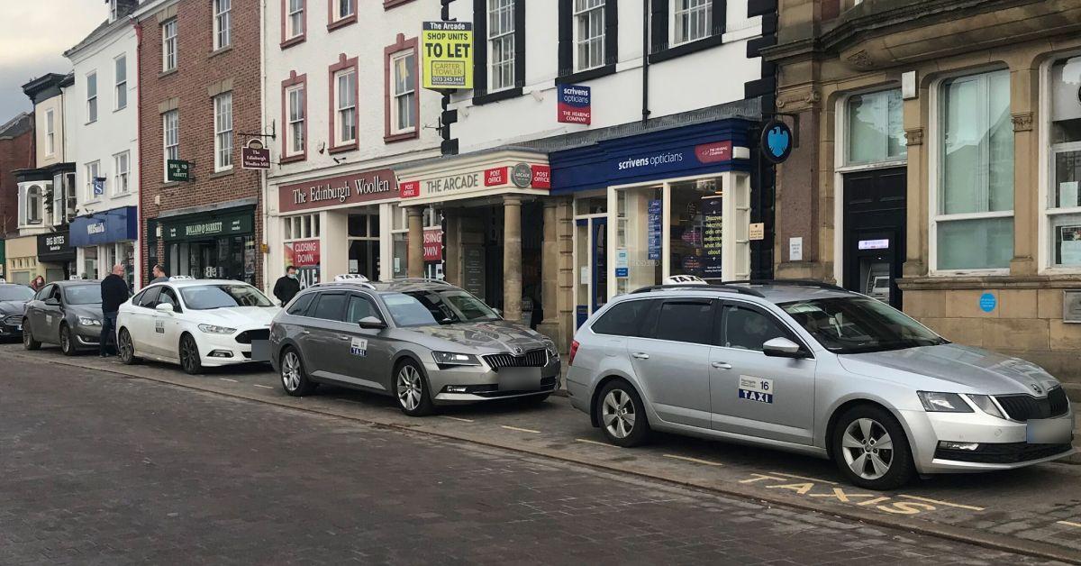 Harrogate council lifts cap on wheelchair taxi licences