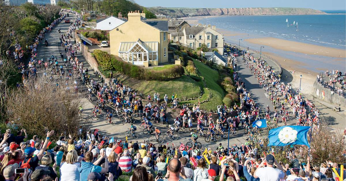 Local taxpayers may contribute to further Tour de Yorkshire funding