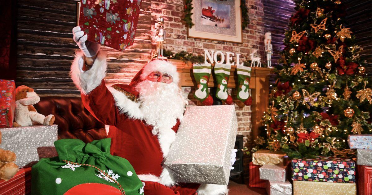 Santa set to visit Harrogate next month