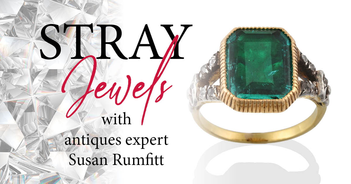 Stray Jewels with Susan Rumfitt: Jewellery fit for royals