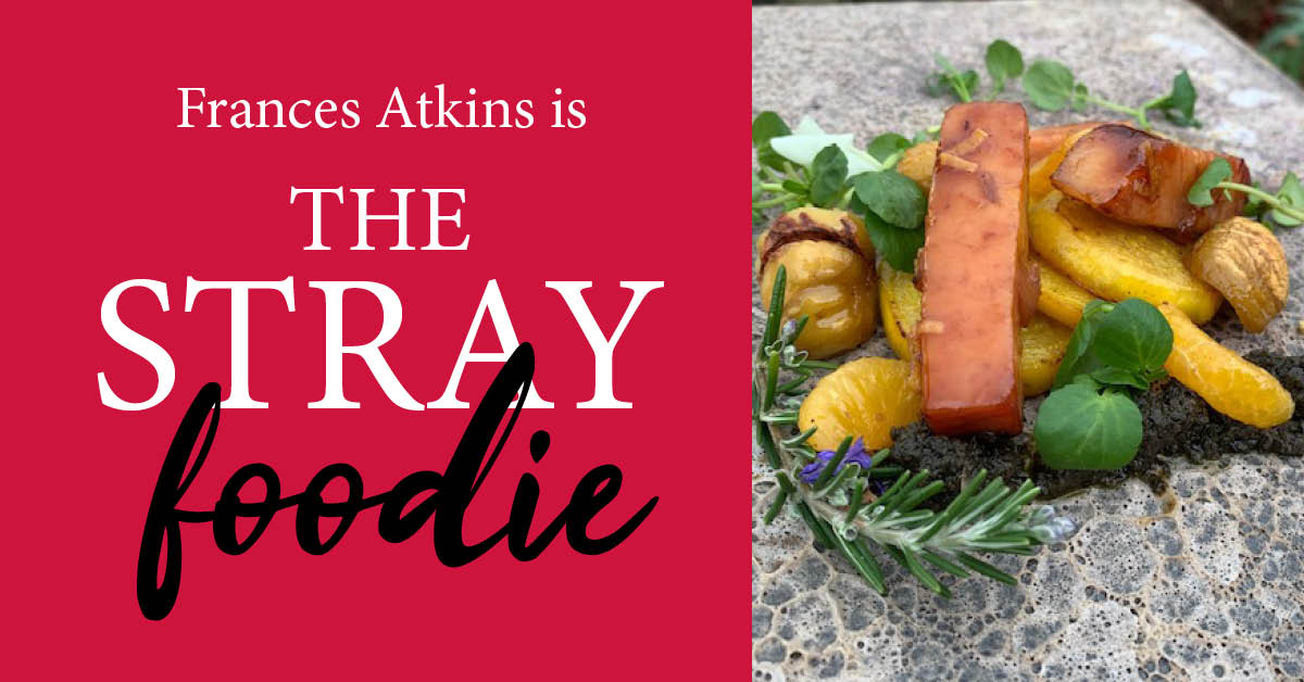 Stray Foodie: a hint of Festive flavours