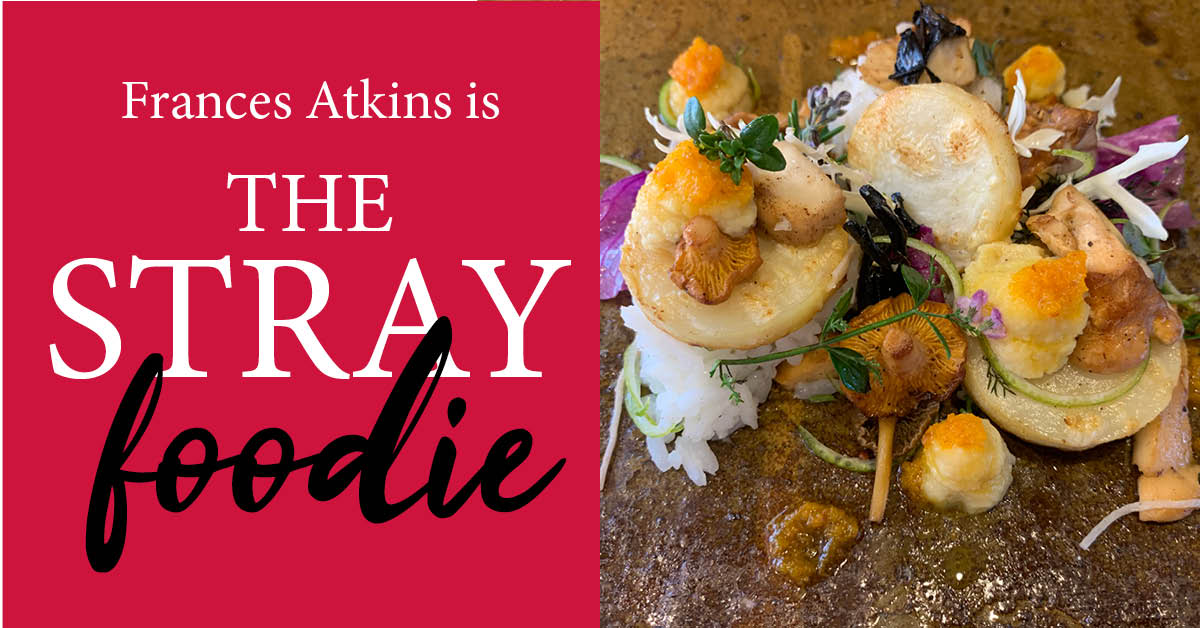 Stray Foodie: an autumn surprise for the taste buds