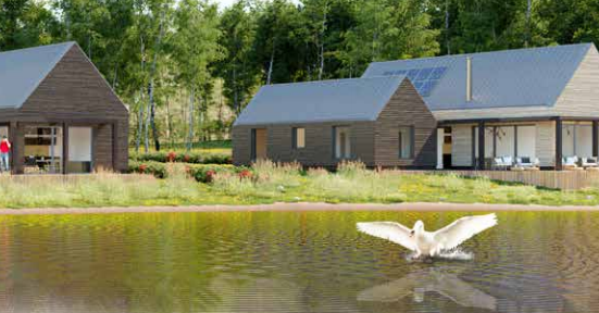 Plans submitted for 400-home eco-resort at Flaxby