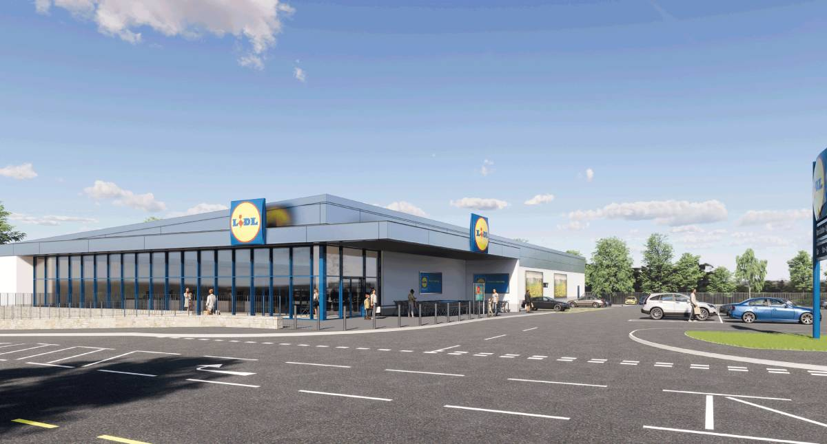 Lidl plans to open first Harrogate store