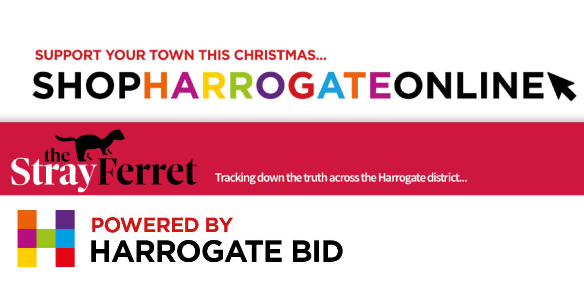 Harrogate BID launches online shopping directory with the Stray Ferret