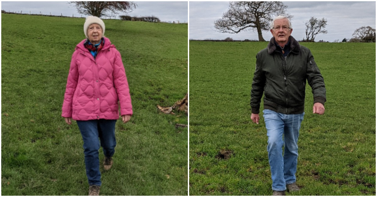 Harrogate Mind walks 1932 miles for festive fundraising challenge