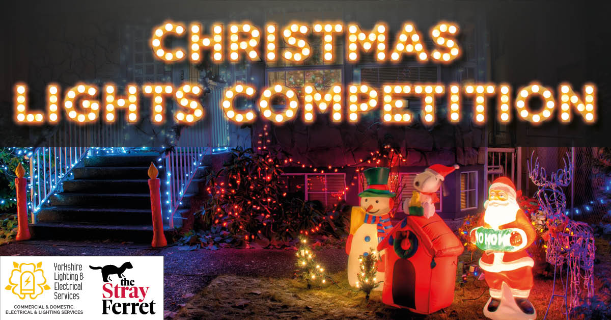 Competition launched to find district's best Christmas lights