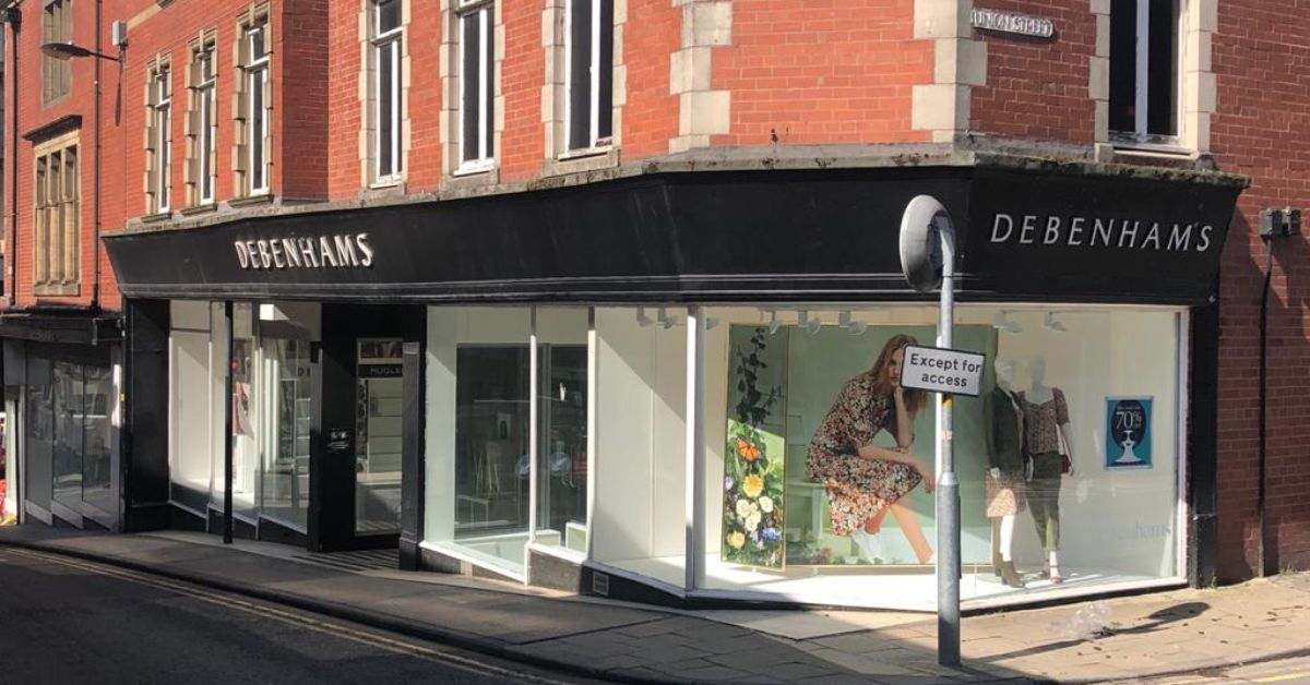 Staff let go as Harrogate Debenhams will not reopen