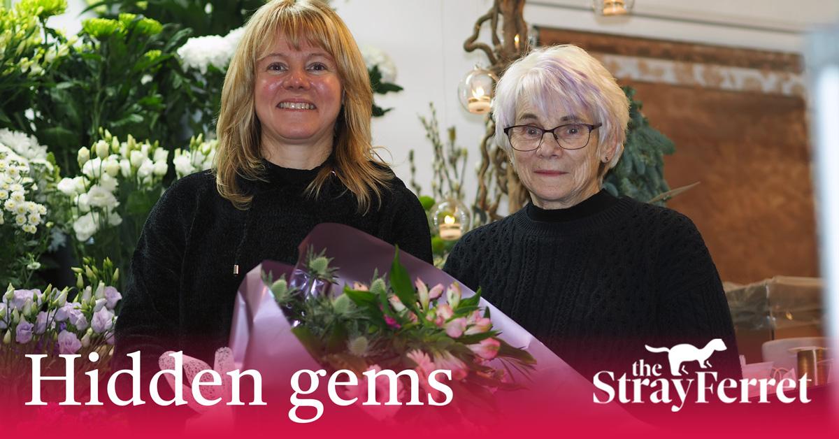 Mum and daughter team behind floral Ripon 'hidden gem'
