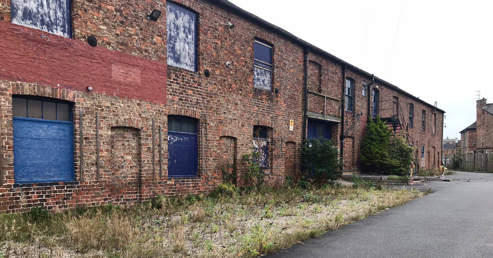 Ripon housing development on old industrial site refused