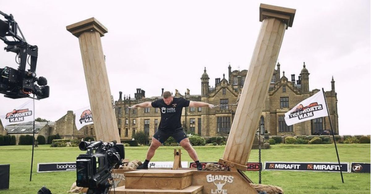 Harrogate man finishes 9th at World's Strongest Man
