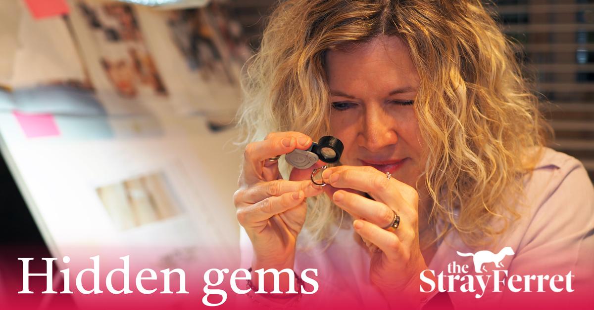 Bespoke Harrogate jeweller is a 'hidden gem'