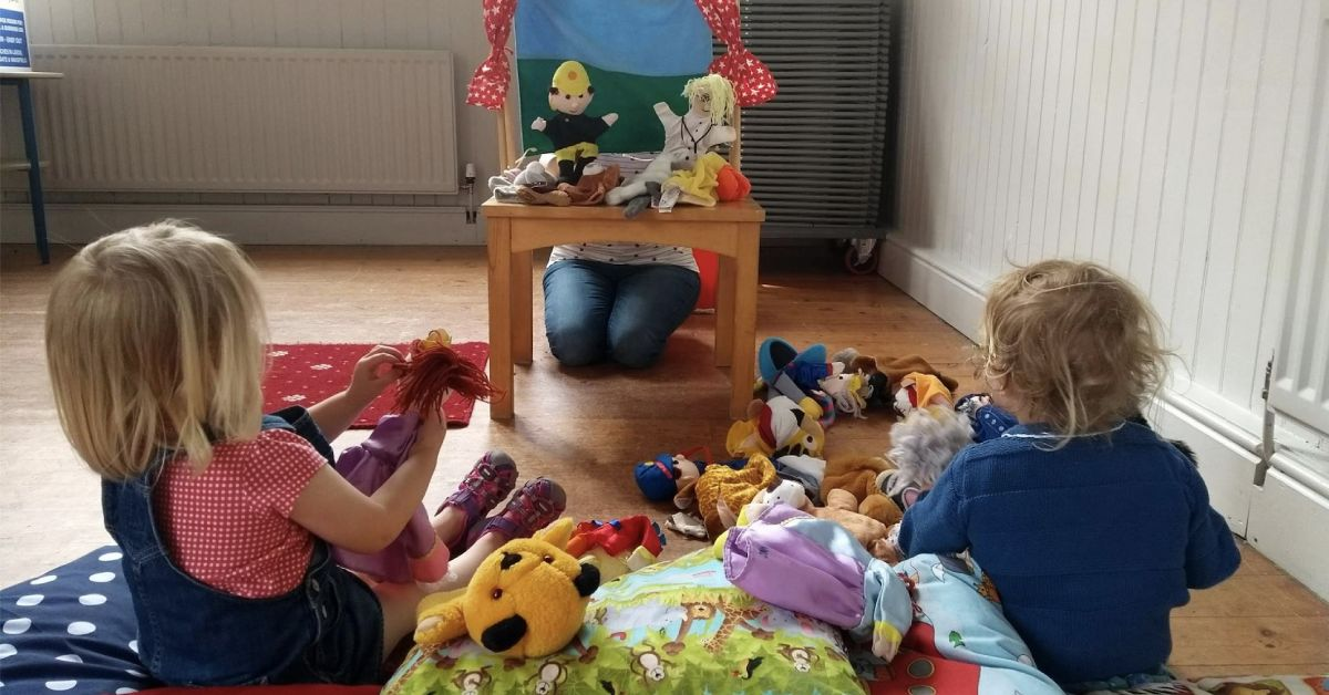 Harrogate Toy Library receives funding for more baby classes