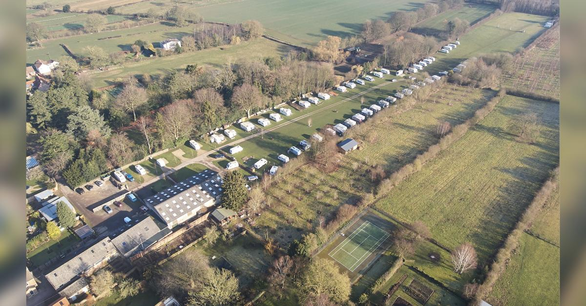 Plans for Great Ouseburn caravan park could see it double in size