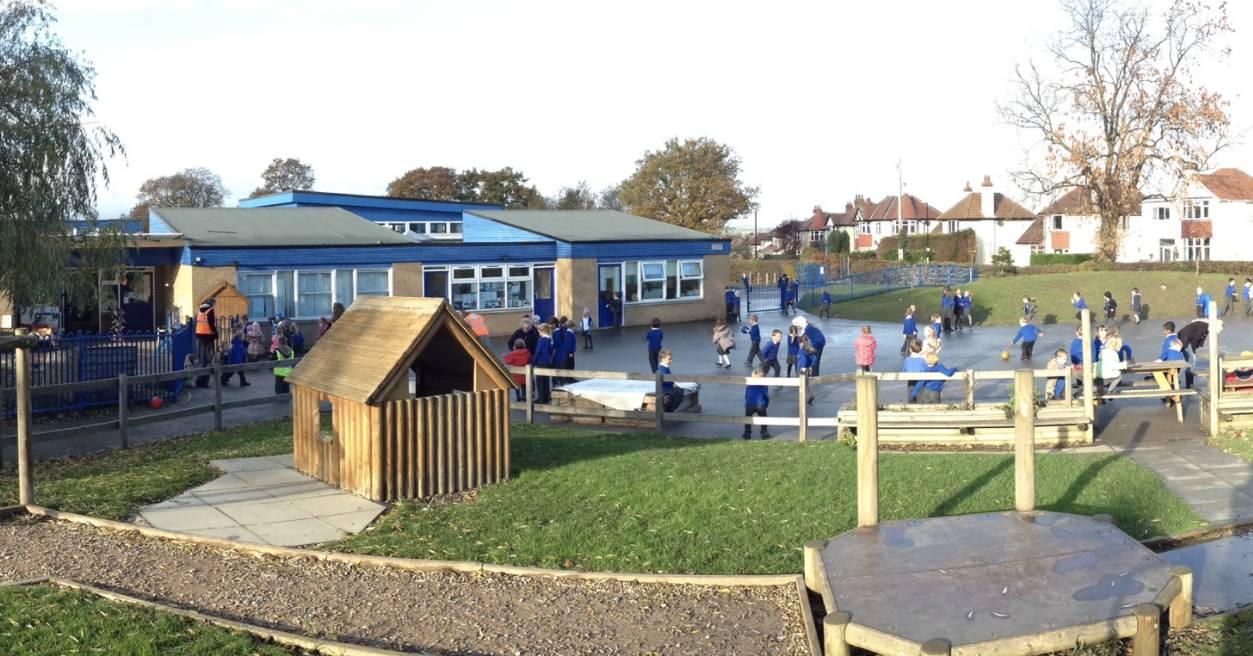 Vandals target Bilton primary school