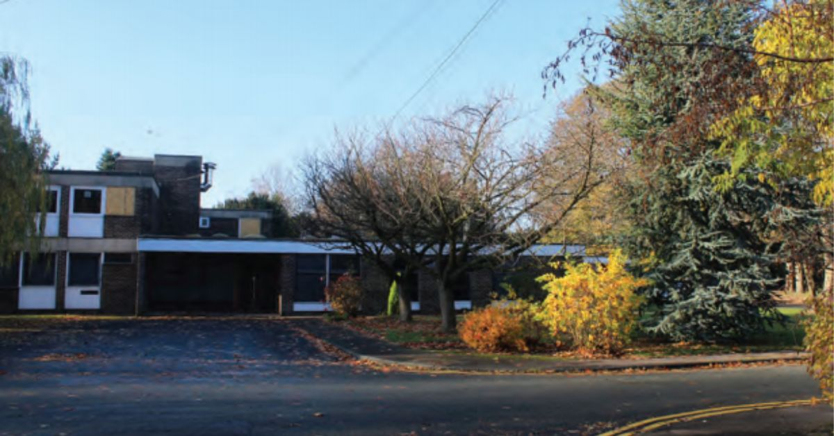 Demolition of Bilton's Woodfield House set to begin in January
