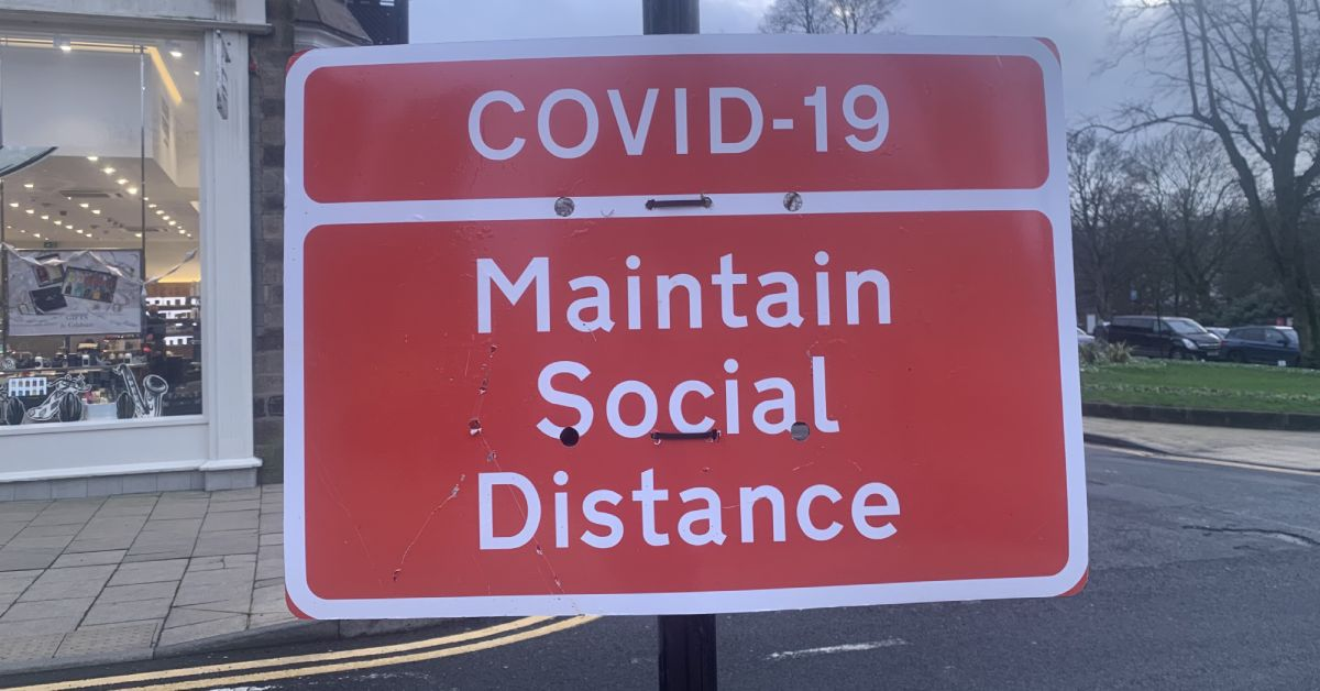 Just one covid case reported in Harrogate district today