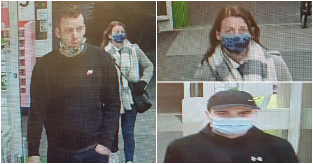 Do you recognise these people? Police issue plea for help