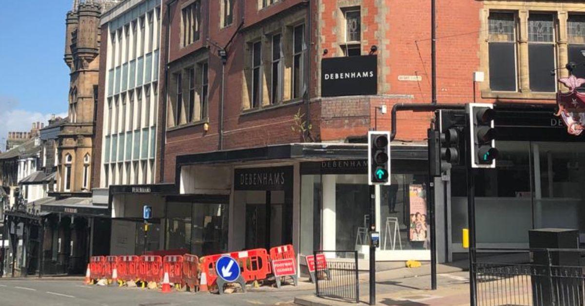 What next for Debenhams building in Harrogate?