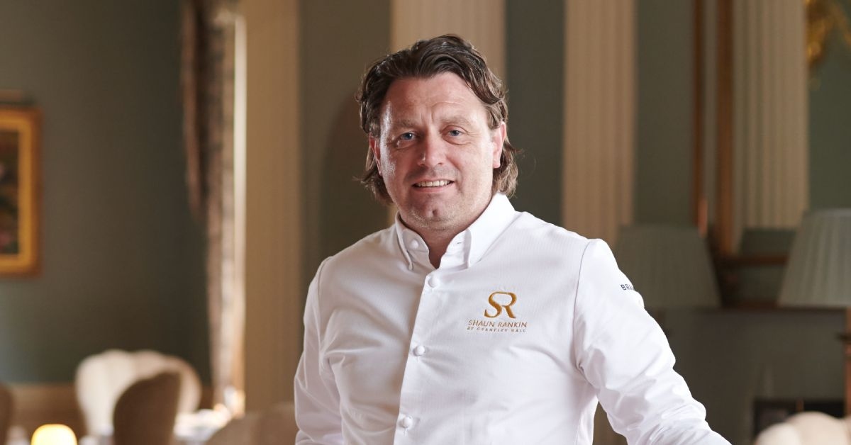Ripon's Grantley Hall restaurant wins first Michelin star
