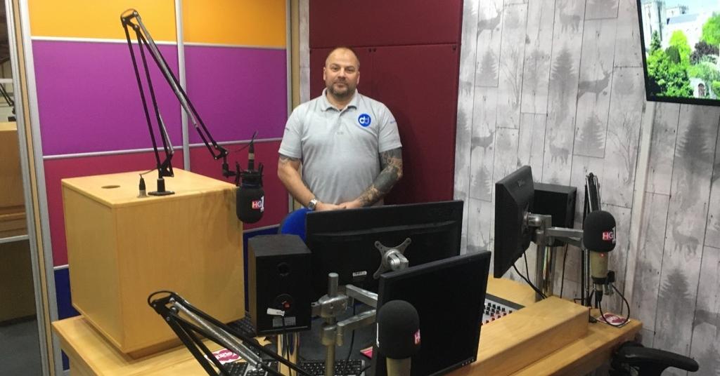 Harrogate radio station finds new home