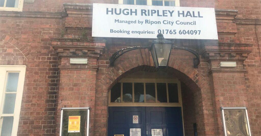 Photo of Hugh Ripley Hall