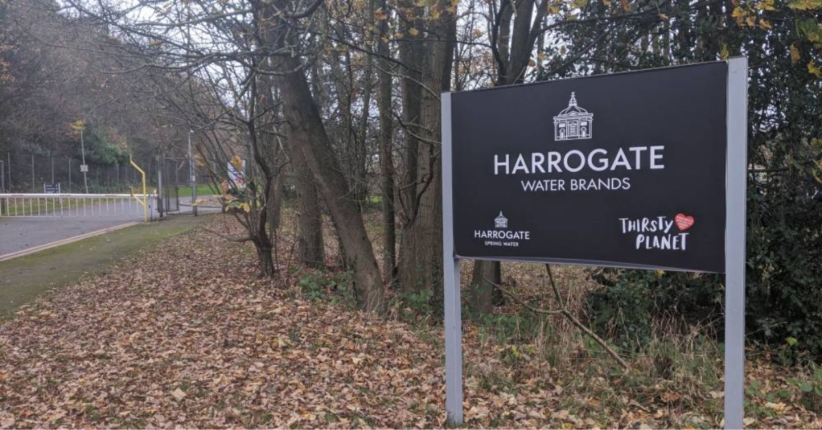 Harrogate Spring Water to 'consider options' following expansion refusal