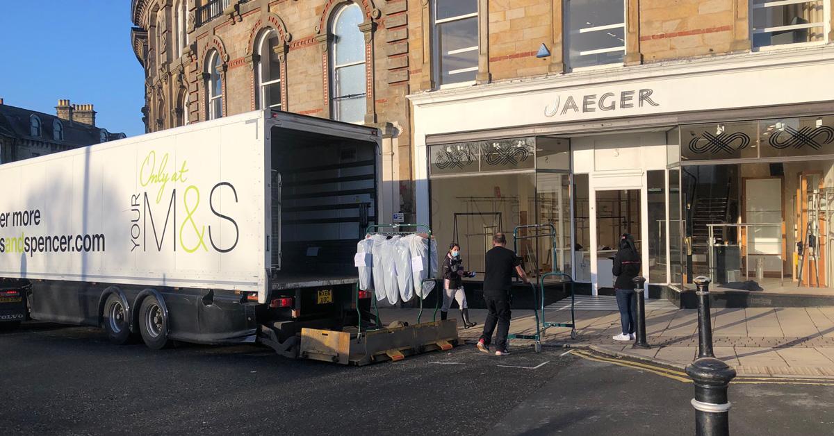 M&S buyout set to bring closure of Harrogate Jaeger store