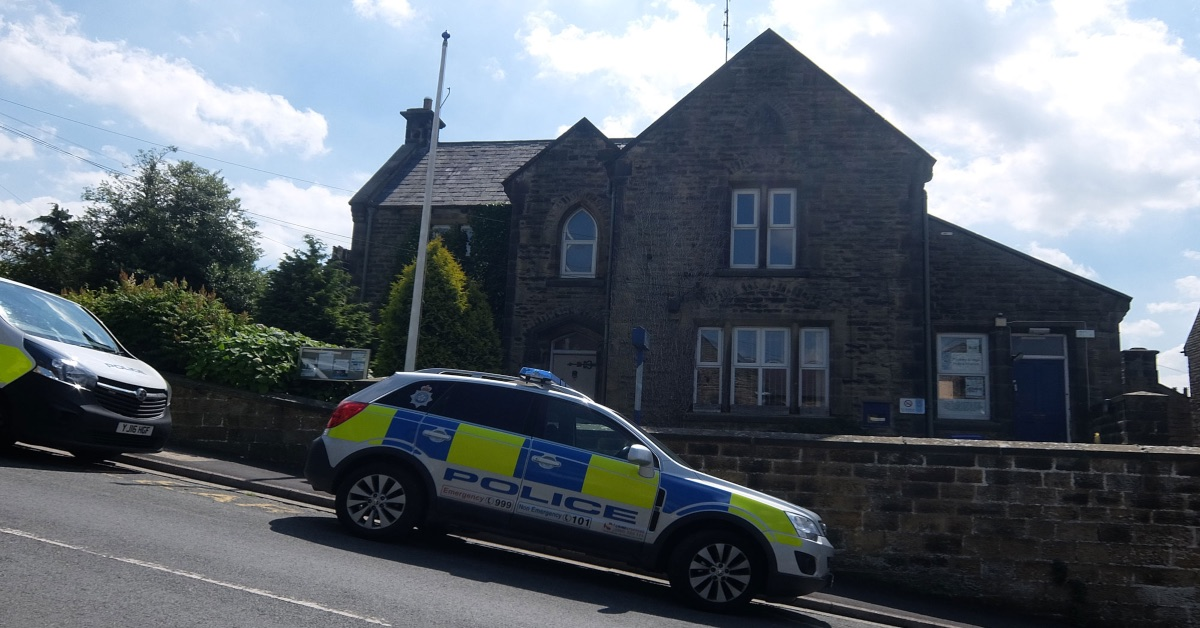 Pateley Bridge police station to be sold