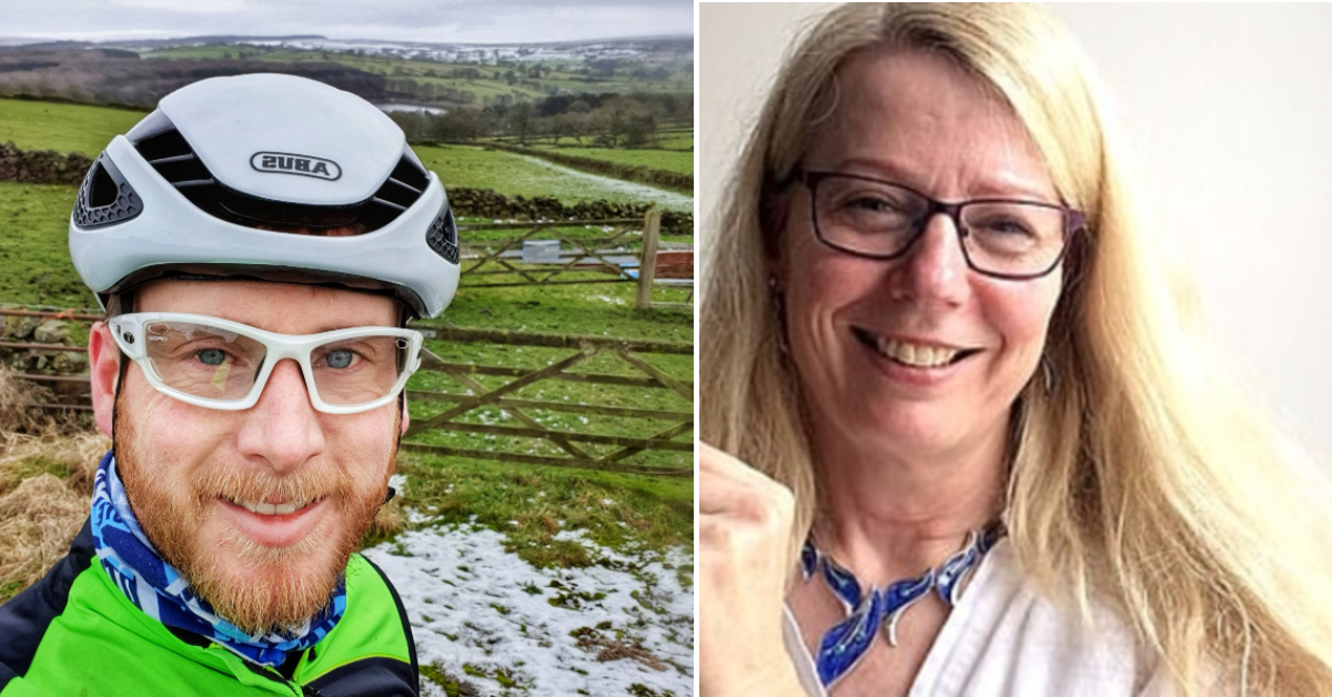 Harrogate cyclist prepares to pedal 300 miles in 24 hours