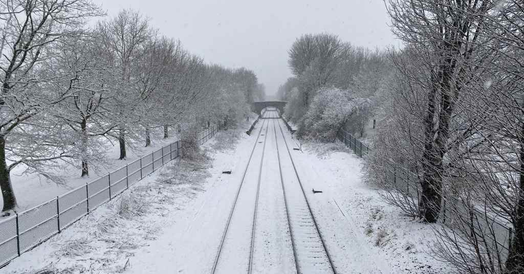 Reduced rail service from Harrogate to Leeds today