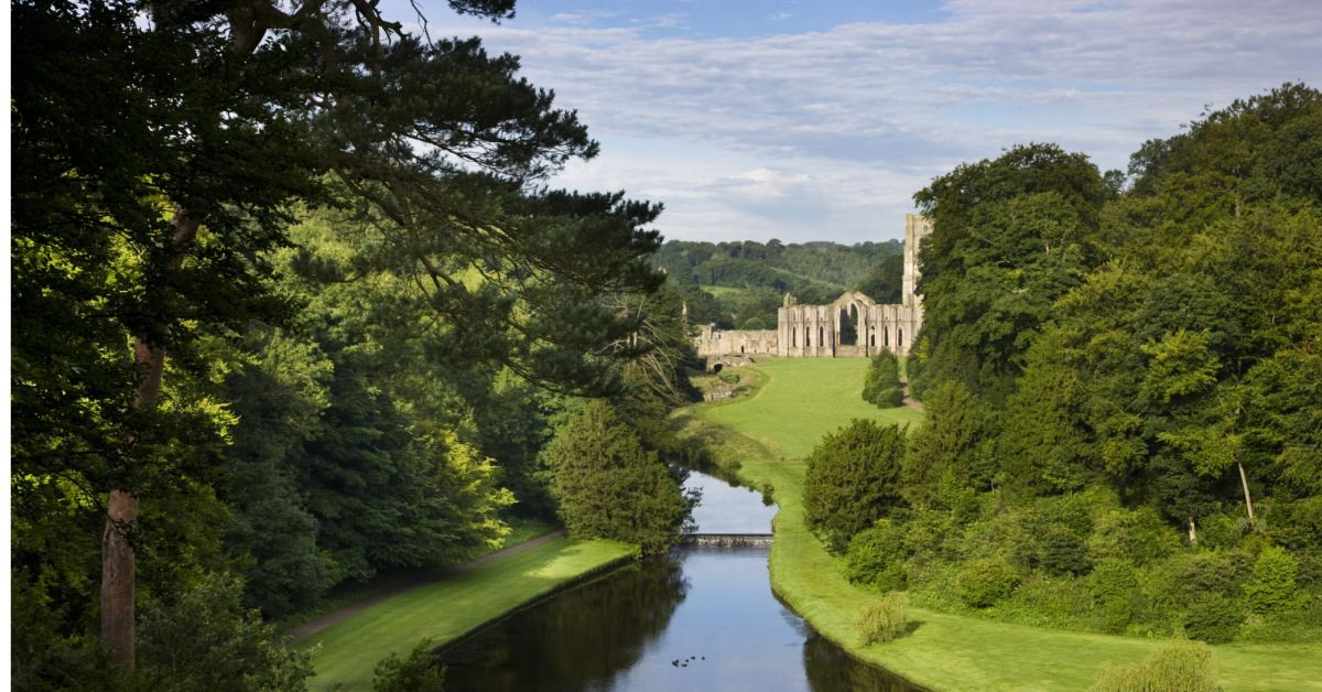 £2.5 million project to prevent flooding at Fountains Abbey