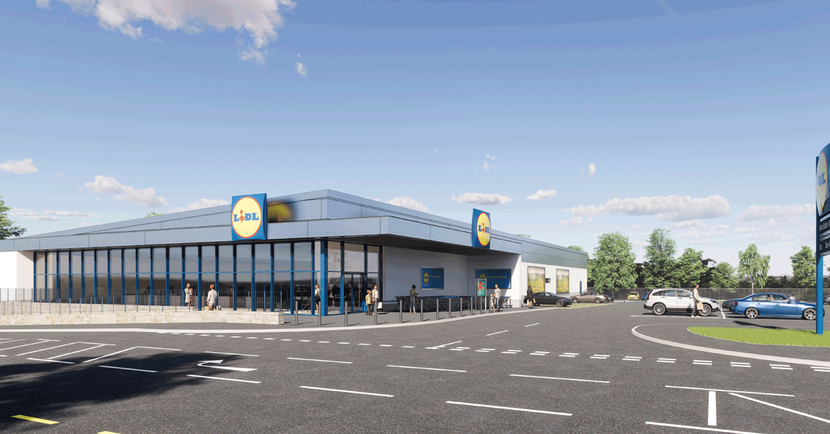 Lidl submits plans for first Harrogate store