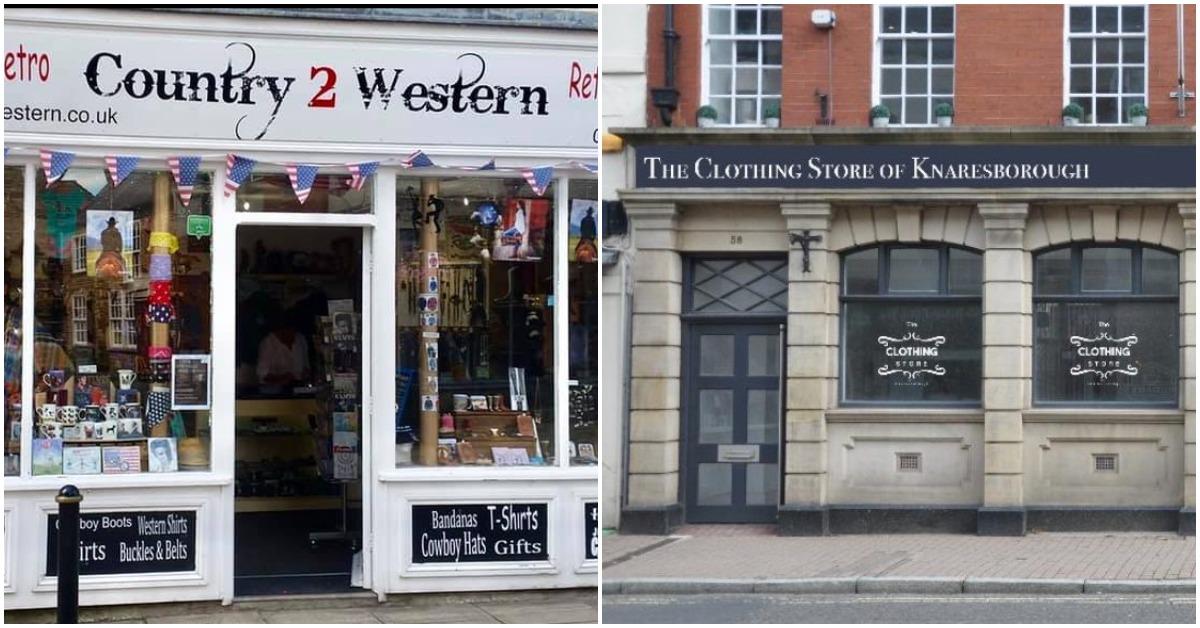 Third lockdown threatens Knaresborough retail revival